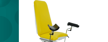 Gynaecological exam chairs WS TECH
