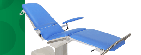 Dialysis armchairs WS TECH